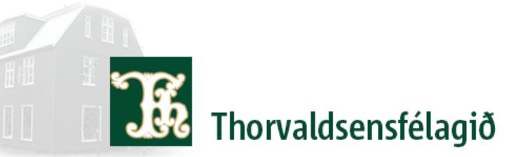Thorvaldsensfélagið